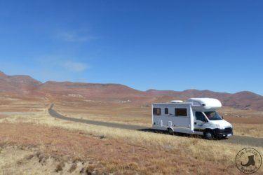 voyage avec enfants, camping car en Afrique du sud