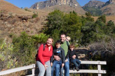 Voyage avec enfant, afrique du sud, Les montagnes du Drakensberg