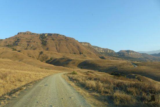 Les montagnes du Drakensberg